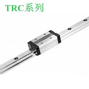 TBI中组装TRC系列直线导轨