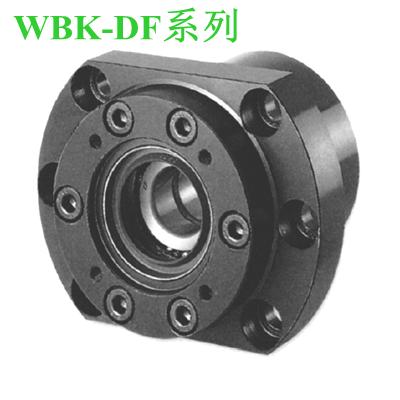 HSK丝杆支撑座WBK-DF系列