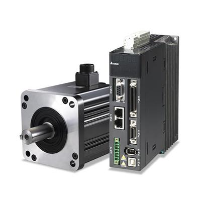 台达交流伺服电机ECMA-E31820
