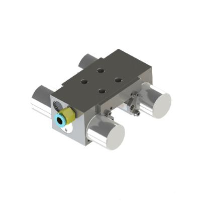 CPBS-气压常闭带刹车型钳制器