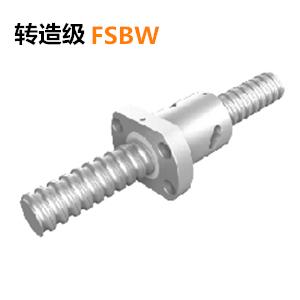 PMI银泰滚珠丝杆FSBW系列-转造级